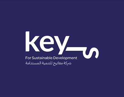 KEYS for Sustainable development | Logo Design