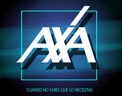 AXA | Cuando no sabes que lo necesitas