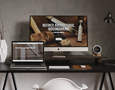 Refined Architectural Woodworking