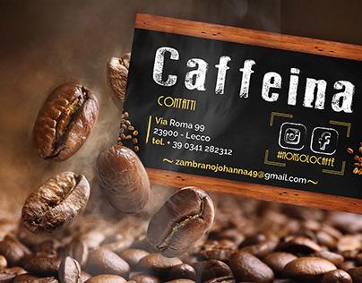 CAFFEINA - Visual design