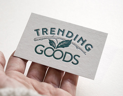 Trending Goods Logo