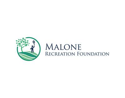 Malone Recreation Foundation   Logo Design