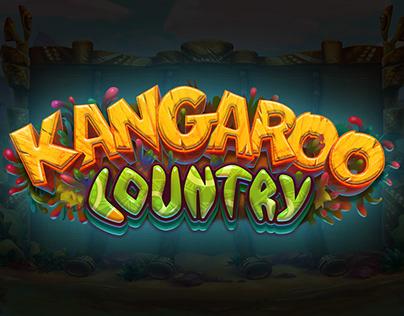 Background ArtKangaroo Country Slot