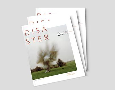 Disaster Magazine
