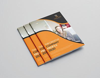 Best Company Profile or Brochure Design Free template