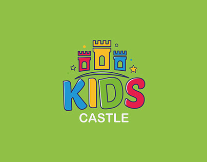 Kids Castle | Logo Design