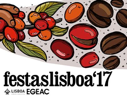 Concurso Sardinhas - Festas de Lisboa '17