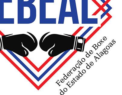 FEDERAÇÃO DE BOXE DO ESTADO DE ALAGOAS - Rebranding