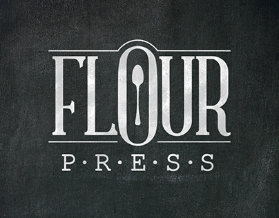 Flour Press Branding