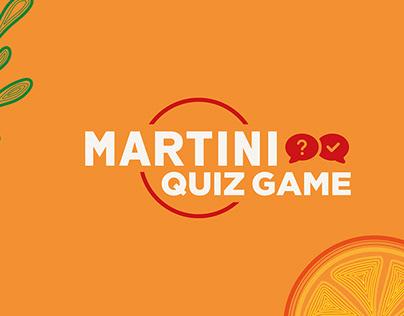 Martini Quiz Game