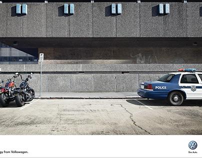 VW PARK ASSIST - Volkswagen