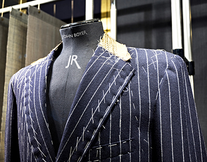 John Boyer Bespoke Suit Tailors
