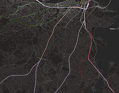 Boston_Transportation Map