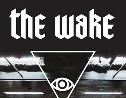The Wake Magazine design work