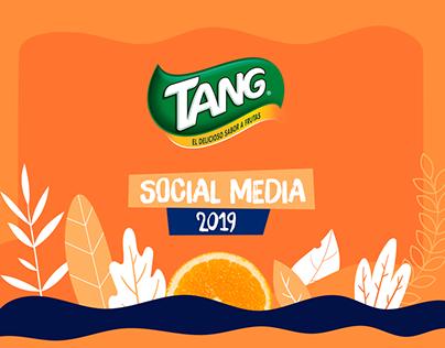 Social Media Tang Mexico 2019