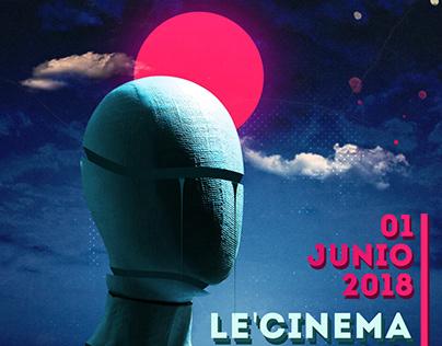 Poster Le Cinema & Unco