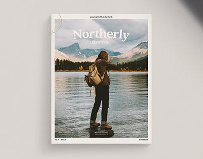 Northerly Magazine, Fall 2018