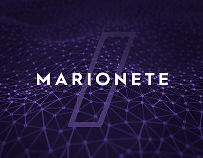 Marionete // Branding + Website