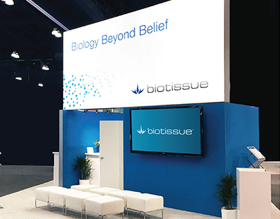 Biotissue // Exhibition Design