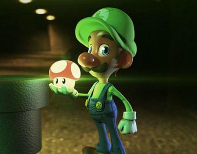 Power Luigi