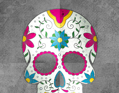 Cráneo del azúcar n°1 - 2015