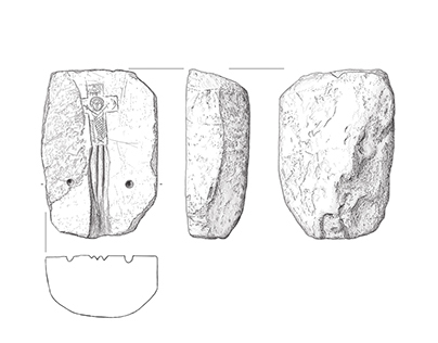 Archaeology Illustrations - small finds