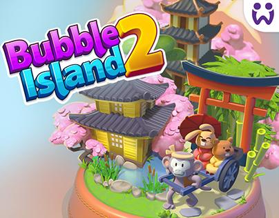 Bubble Island 2 - World Hub Miniatures