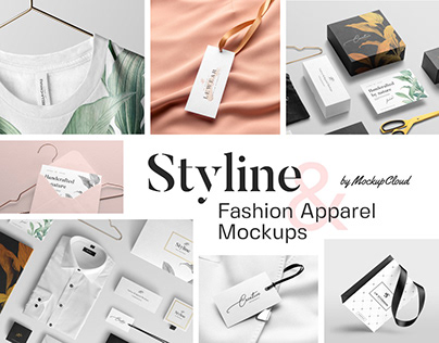 Styline – Fashion and Apparel Mockups