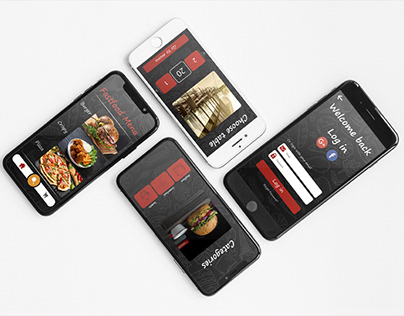 Mobile Application Design (UI)