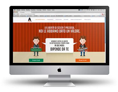 AcomeA | Online campaign