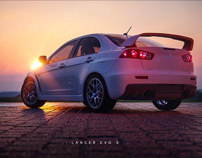 Lancer Evo X