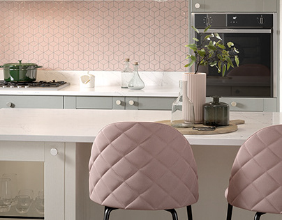 Refined CGI Kitchens