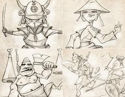 Japanese Stories