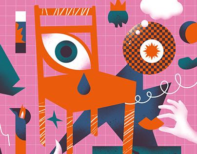 Illustrations - July 2021