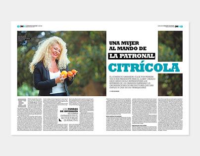 Diseño editorial – EMV