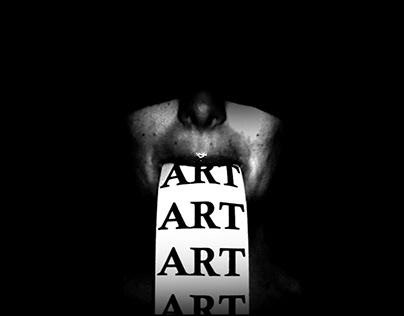 Art eating Art