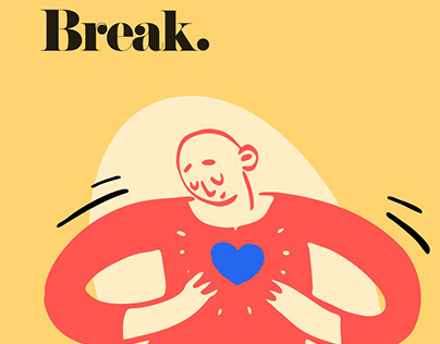 Break. - Let us help you move on