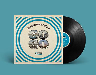 vinyl artwork for Cut Spencer