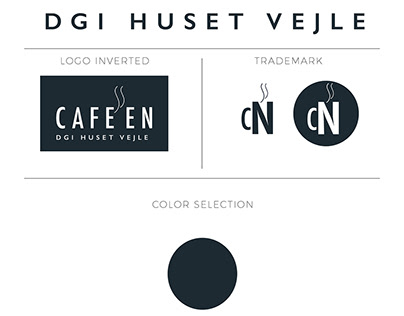 Branding, Art Direction & Graphic Design of Cafe