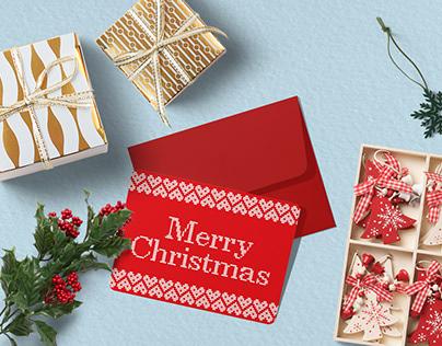 Christmas cards Printable Design