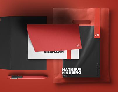 MATHEUS PINHEIRO / Visual Identity