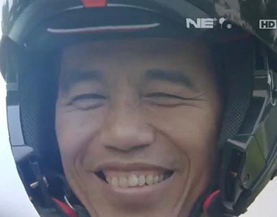 Jokowi AsianGames 2018 Opening Parody ft Kamen Rider W
