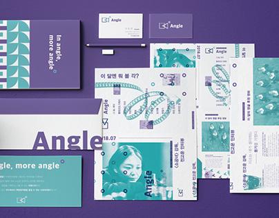 Indie movie VOD Service Branding 'Angle'
