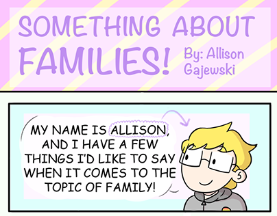 Something About Familes! (Comic, 2019)