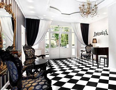 Villa Antonina - metamorfoza hotelu