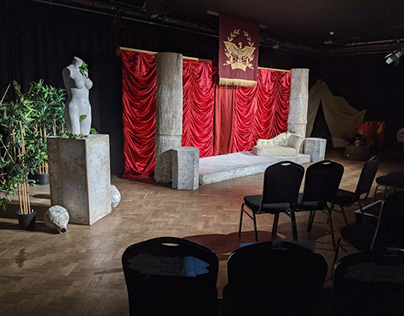 When In Rome- The Bristol Improv Theatre Marathon Set