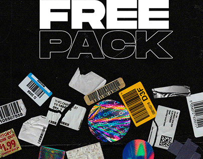 FREE PACK l TAPES l STICKERS