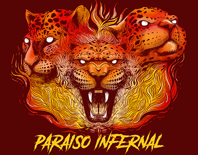 CERBERUS - paraíso infernal