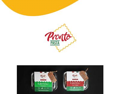 Pronto Pasta | Branding