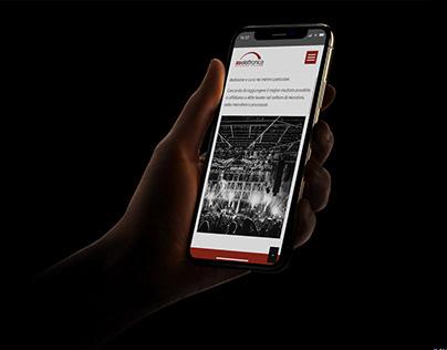 AS Elettronica | Corporate Website Design